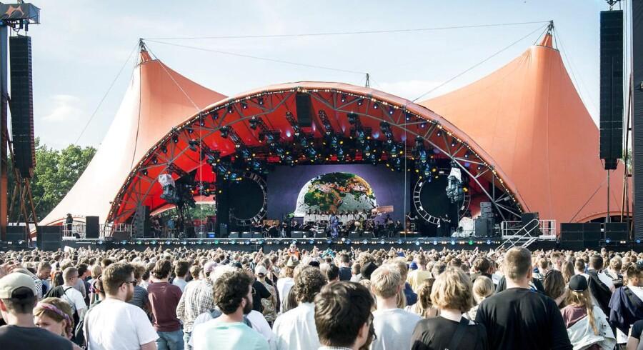 Roskilde Festival er mere end musik, der er regler, statistikker og historie - og noget af det er endda sjovt.