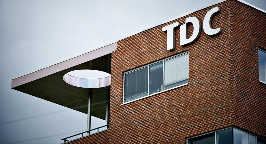 De kommende ejere af TDC vil splitte selskabet op i tre selvstændige selskaber. De har tilsyneladende allerede fået regeringens opbakning. Arkivfoto: Torkil Adsersen, Scanpix