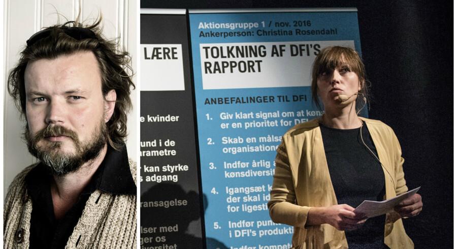 Foto: Liselotte Sabroe og Thomas Lekfeldt