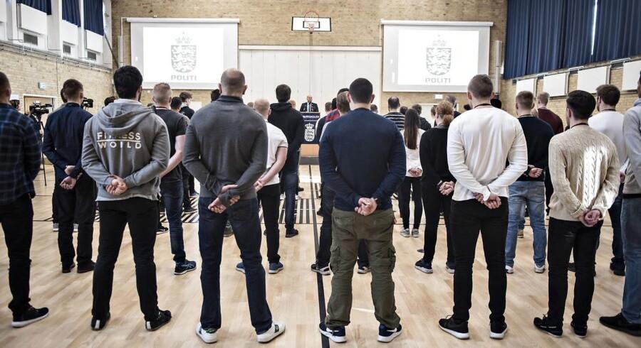 Arkivfoto: Innovationsminister Sophie Løhde (V) siger fredag, at det er små ting, der skiller parterne ad.