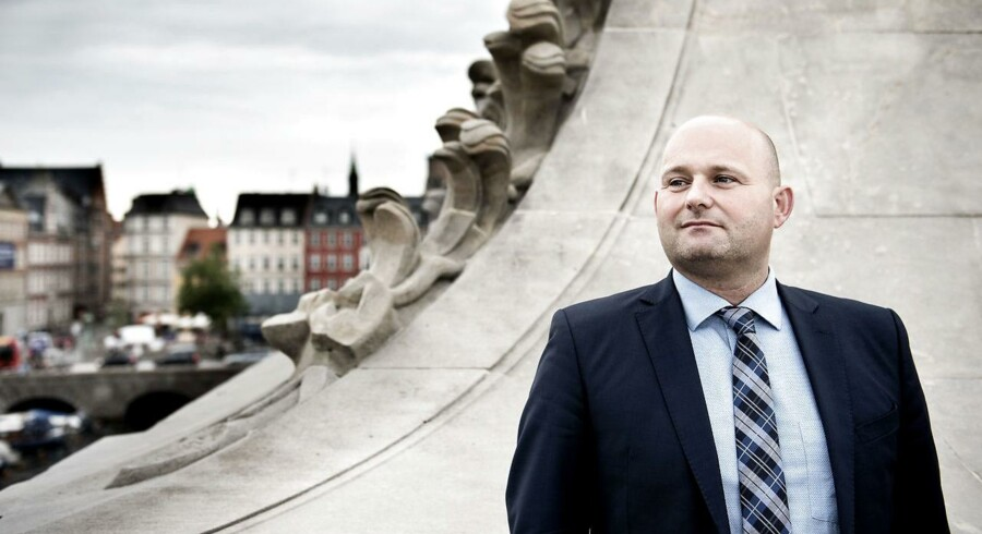 Søren Pape Poulsen, formand for Det Konservative Folkeparti.. (Foto: Linda Kastrup/Scanpix 2016)