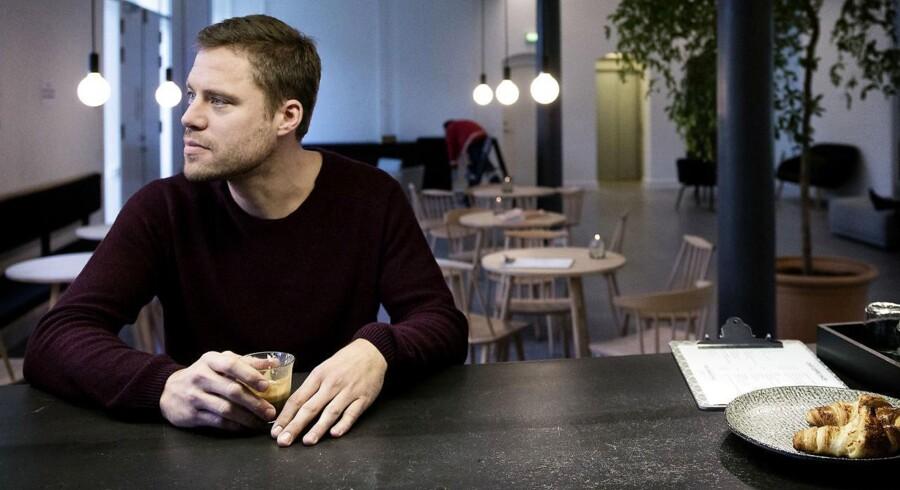 Endomondo-milinæren Jakob Jønck har netop lanceret den digitale kogebog Feast.