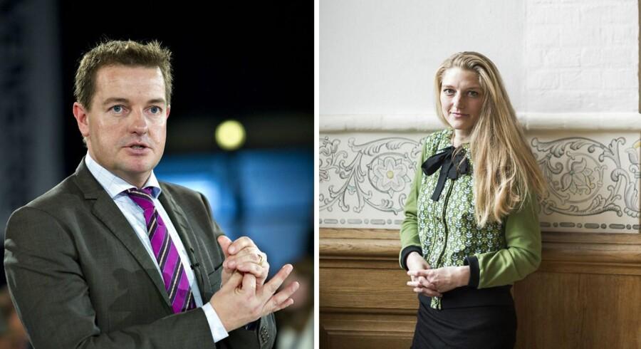 Når Venstre-afhopper Jens Rohde og værdiordfører Zenia Stampe samler deres Radikale kræfter, er resultatet lige så opsigtsvækkende som fraværet af deres partileder, Morten Østergaard.