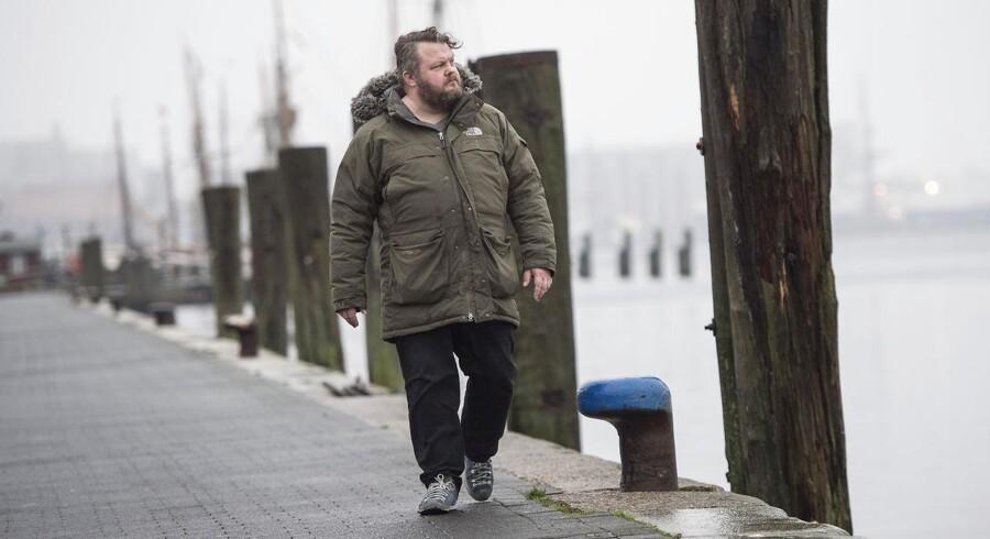 Forfatteren Kristian Ditlev Jensen har meldt sig ind hos de Konservative.