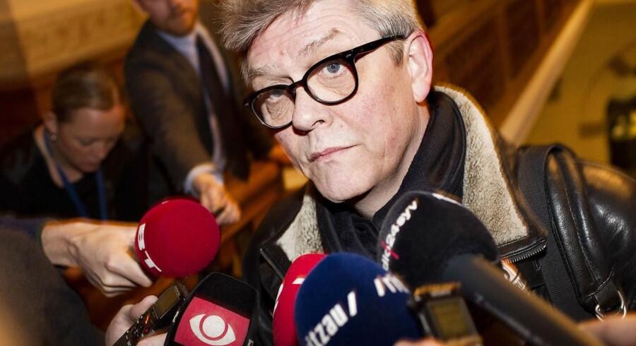 Arkivfoto. Karsten Hønge kalder det grotest, at de store anlægsprojekter i Danmark bliver ved med at løbe løbsk.