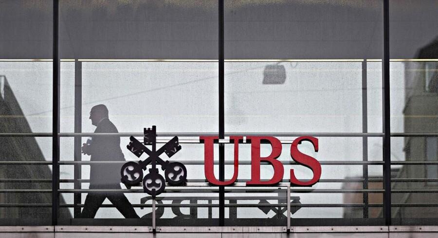 Sweizisk storbank har store lønforskelle viser intern rapport