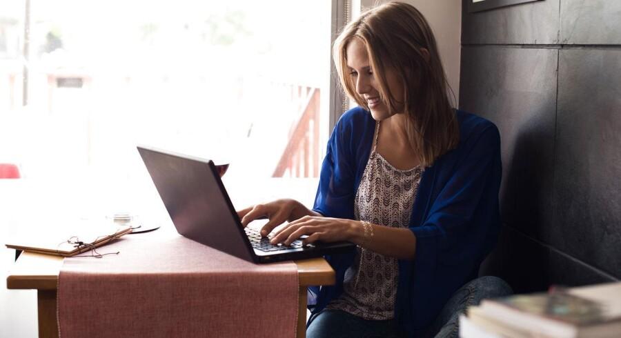 Det er de danskere, der er fysisk tættest på flest butikker, der benytter online-handlen mest, afslører undersøgelse.