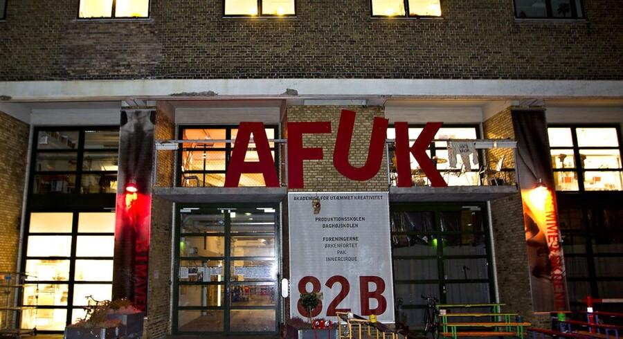AFUK Enghavevej 82B Akademiet For Utæmmet Kreativitet