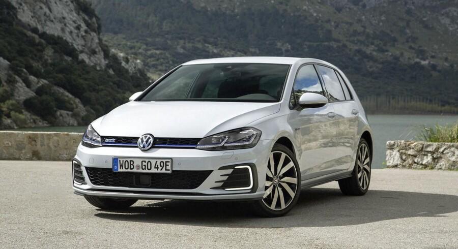 Har man erhvervet sig en VW Golf GTE, da den kom ud i 2015, vil man have betalt cirka 120.000 kr. mere for den, end hvis den købes fra 3. oktober