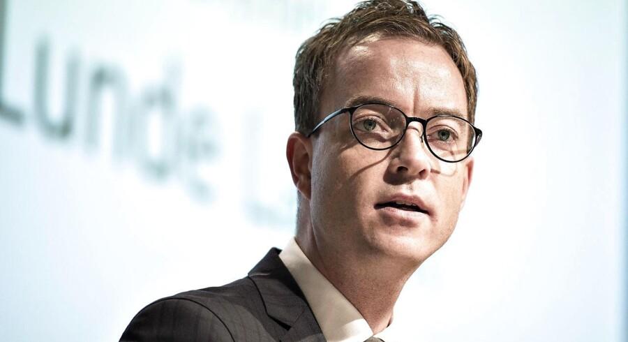Arkivfoto: Forbuddet har været dyrt for dansk eksport, fortæller miljø- og fødevareminister Esben Lunde Larsen (V).
