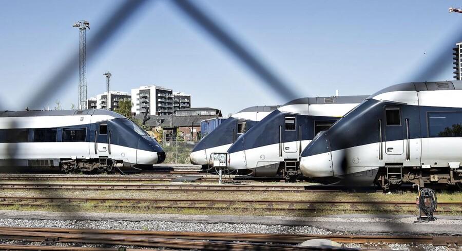 IC4-togene, der blev købt for milliarder af DSB i 2000, er aldrig kommet ordentligt i gang og har været plaget af problemer.