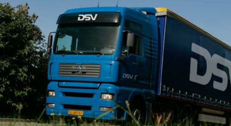 DSV tjener kassen i første kvartal. PR-foto. Free/Dsv