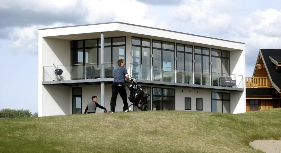 Lübker Golf Resort er i dyb krise. Milliardprojektet er blevet kåret til verdens bedste af sin slags, men har næsten kun givet underskud siden sin start.