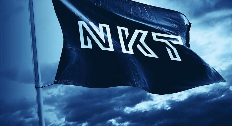 Stemningen i det danske eliteindeks ser ikke god ud tirsdag ved middagstid. Langt størstedelen af selskabsaktierne daler, hvor NKT er i fokus med et stort kursfald.