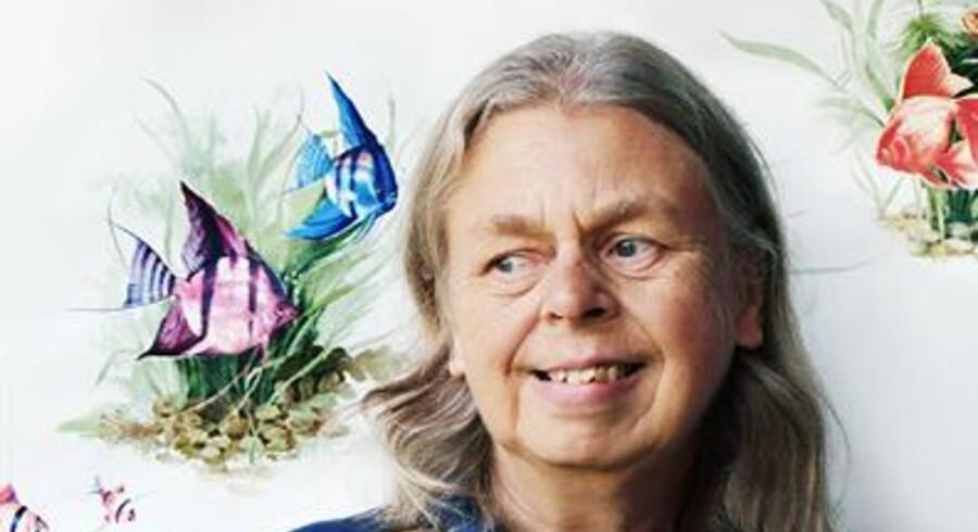 60-årige udviklingshæmmede Pia Skovgaard, spiller sig selv i filmen »At elske Pia«, der er danmarks bidrag til filmfestivalen i Berlin.
