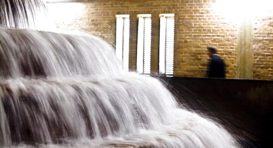 Arkivfoto. Siden 2012 er der 87 gange fundet drikkevand fra danske vandværker med pesticider over grænseværdien. Nu indkalder Miljøministeriet et drikkevandspanel.