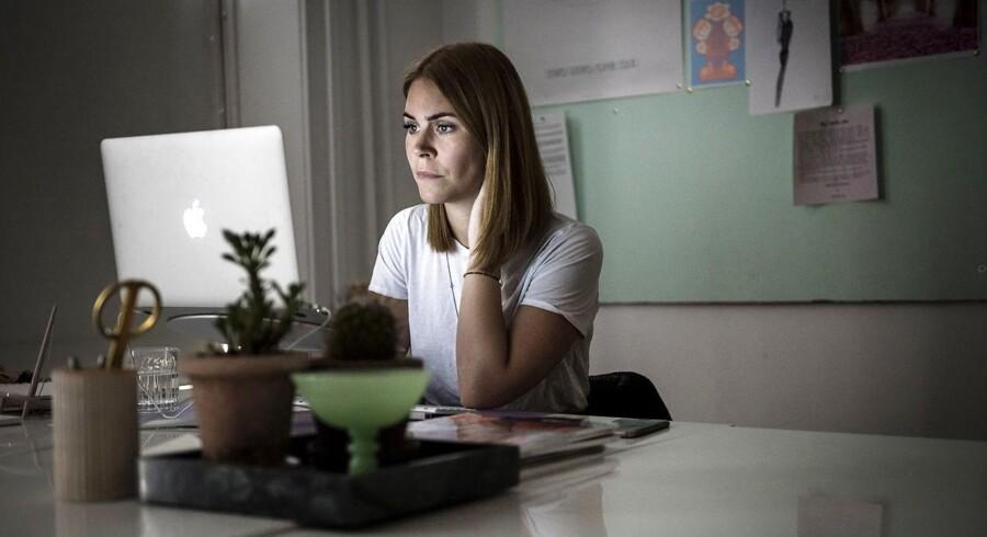 Mette Marie Lei Lange, blogger på twinpeaks.dk.