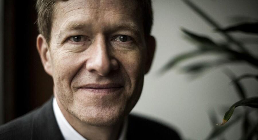 Den danske industrikoncern Danfoss fortsætter sin stille og rolige vækstkurs med en omsætningsvækst i lokal valuta på seks pct. og tre pct. i danske kroner. Trods investeringer i innovation og digitalisering holder koncernen også indtjeningen oppe.