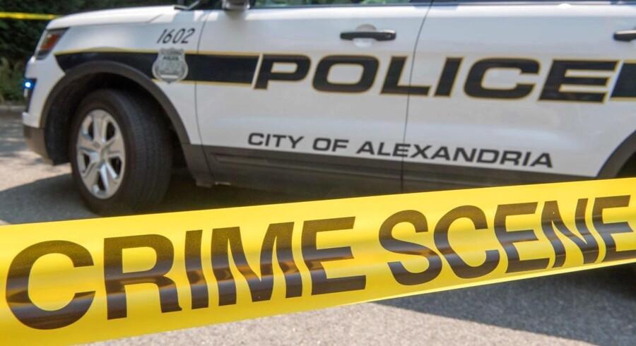 Arkivfoto. En dommer er blevet skudt og såret, da han gik hen mod en retsbygning i delstaten Ohio.