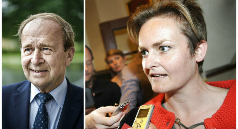 Gentofte-borgmester Hans Toft (K) vil have lov til at bygge almene boliger uden for kommunegrænsen, hvor blandt andet flygtninge kan blive anvist. Det mener S-socialordfører Pernille Rosenkrantz-Theil ikke kan komme på tale.