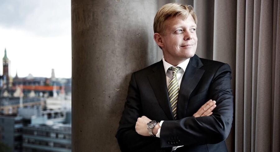 Lars Fæste, nordisk direktør i Boston Consulting Group.