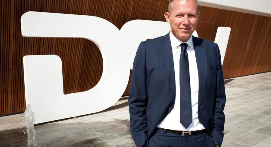 DSV's CEO Jens Bjørn Andersen.