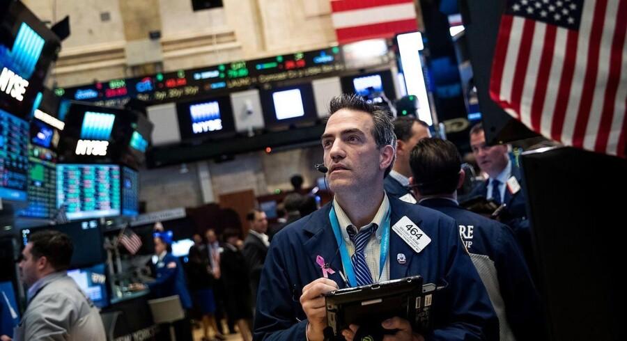 Investorerne flokkedes især om luftfartsselskaberne i tirsdagens handel.