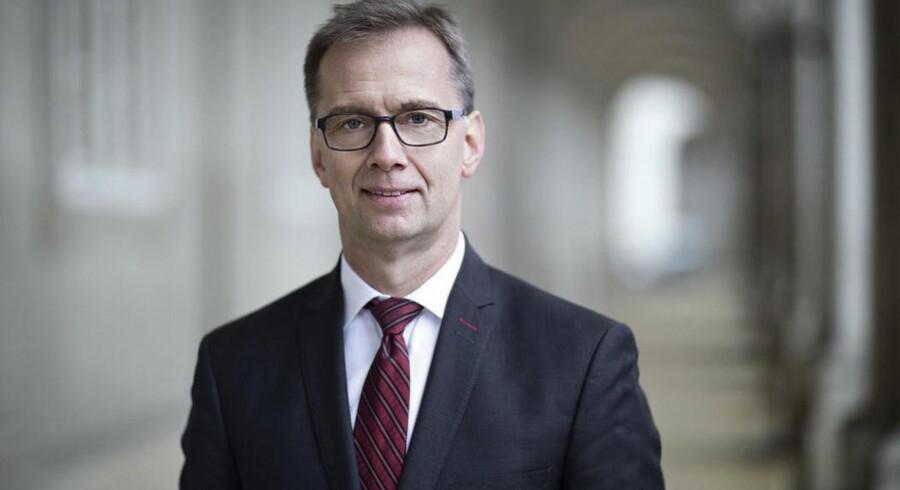 Administrerende direktør i Dansk Erhverv Jens Klarskov har store ønsker til politikerne for at fremtidssikre Danmark. (Foto: PR)