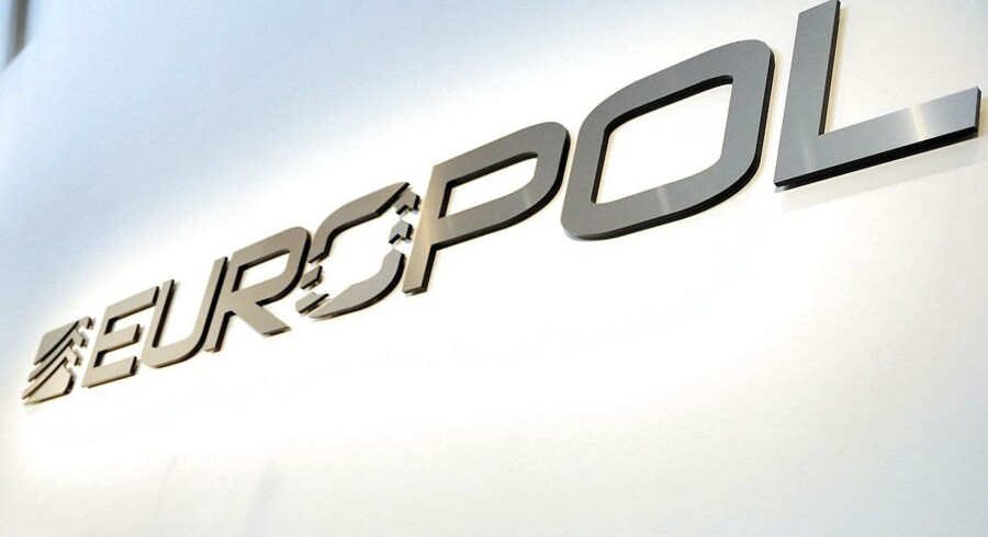 Arkivfoto: Europol.