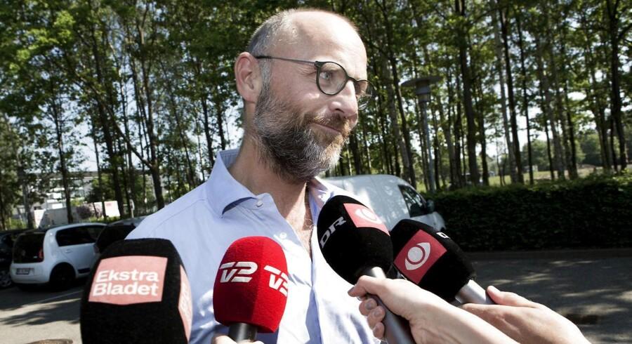 Den tidligere Se og Hør-chefredaktør Henrik Qvortrup er blandt de anklagede i Se og Hør-sagen