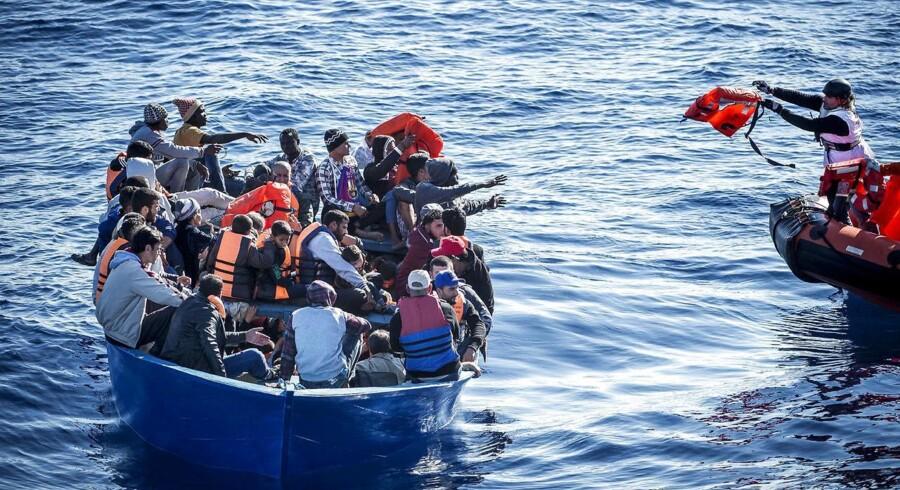Læger Uden Grænsers skib Vos Prudence har været med til utallige redningsaktioner ud for Libyens kyst i Middelhavet og har hjulpet tusindvis af flygtninge og migranter sikkert i land i Italien.