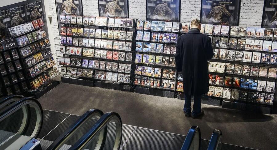 Arkivfoto: FONA Butikken på Strøget København. Mandag den 1. februar 2016.