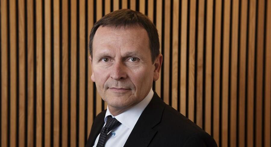 Av, av, av. DSB, med administrerende direktør Flemming Jensen i spidsen, indtager listens absolutte sidsteplads.