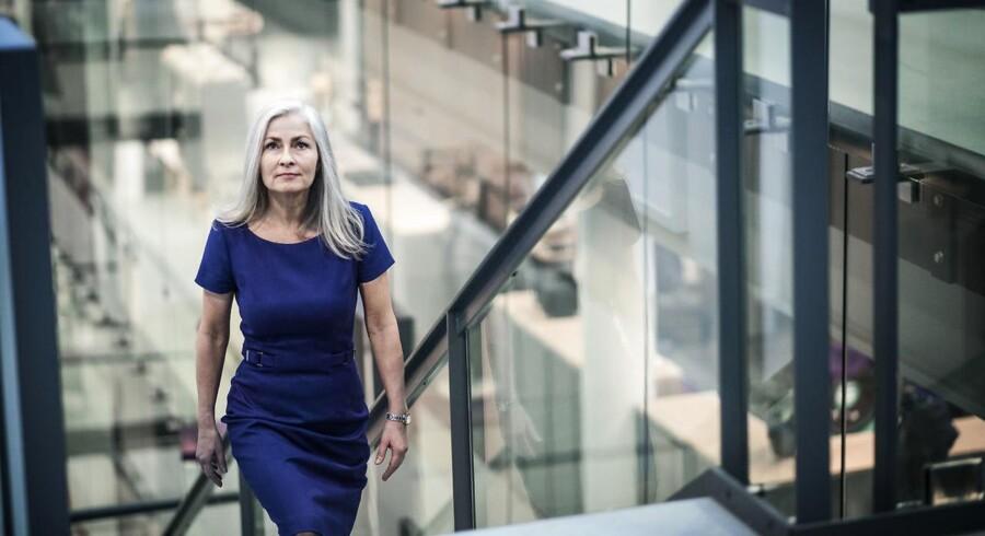 Mette Honoré er kommunikationsdirektør hos Telia med ansvar for både intern og ekstern kommunikation. Hun understreger, at hun deltager på den nye uddannelse for at udvikle sig selv om leder, men derudover har Telia også nogle klare mål.