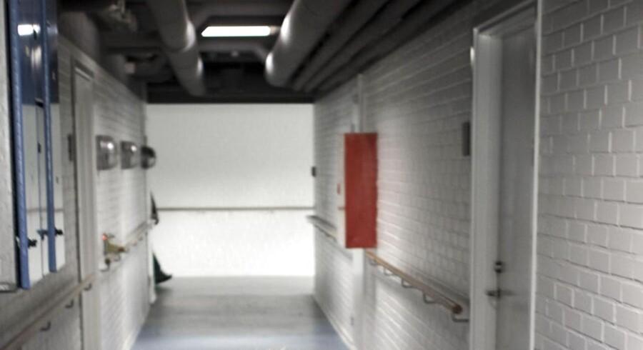 Arkivfoto af Asylcenter Kongelunden.