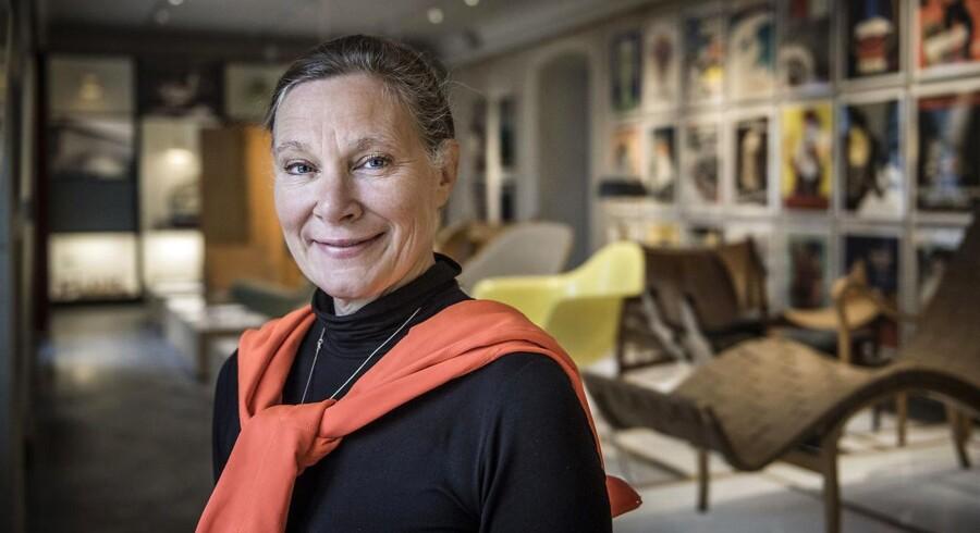 Anne-Louise Sommer, direktør for Designmuseum Danmark.
