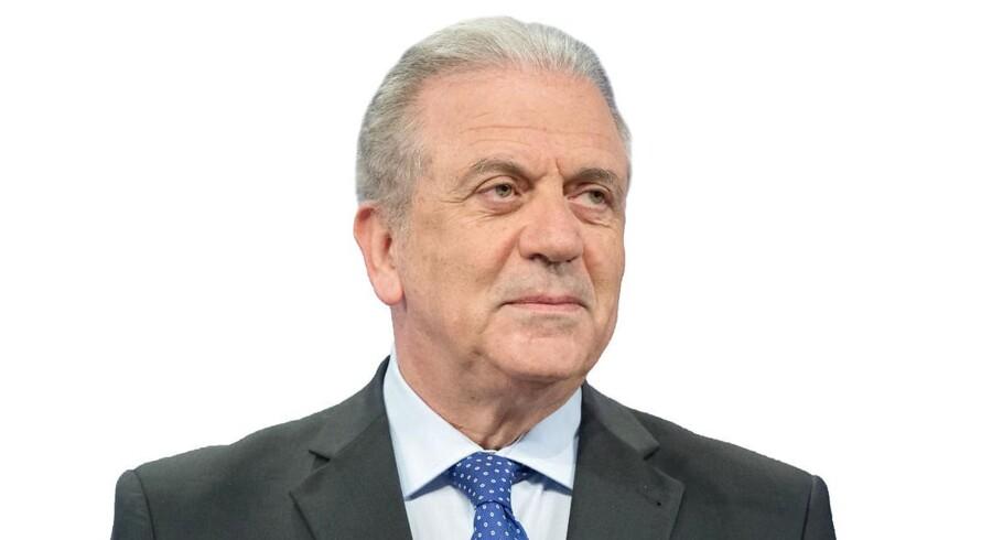 Dimitris Avramopulos.