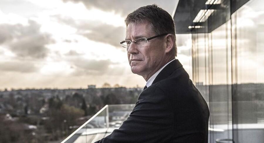 Lars Rebien afgående topchef i Novo Nordisk