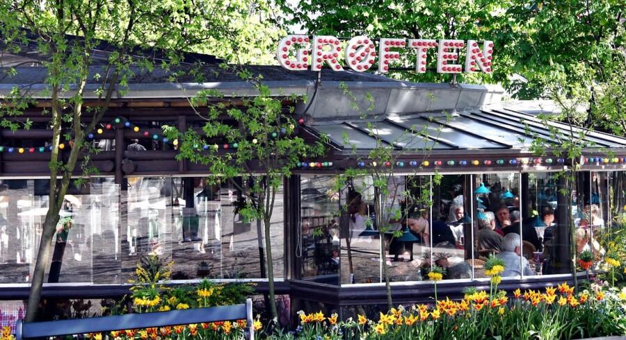 Den historiske restaurant Grøften i Tivoli har fået en sur smiley og en klækkelig bøde på grund af deres håndtering af fødevarer i julemåneden.