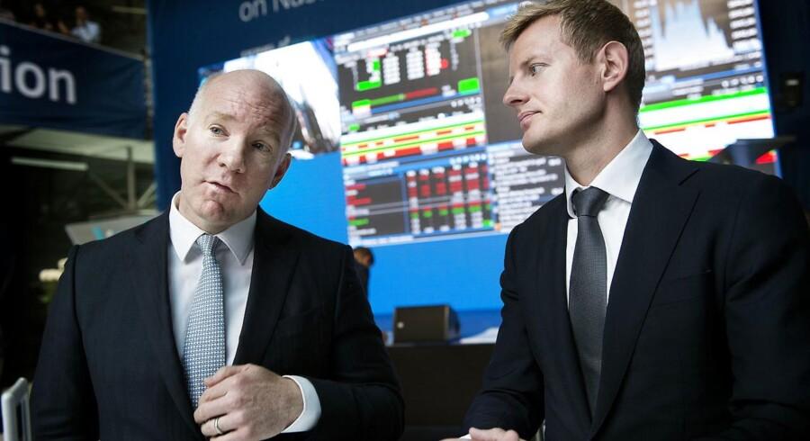 Goldmann Sachs' folk, Martin Hintze og Michael Bruun