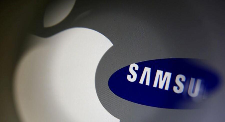 Apples milliardkrav mod Samsung skal nu genovervejes, siger USAs højesteret. Arkivfoto: Dado Ruvic, Reuters/Scanpix
