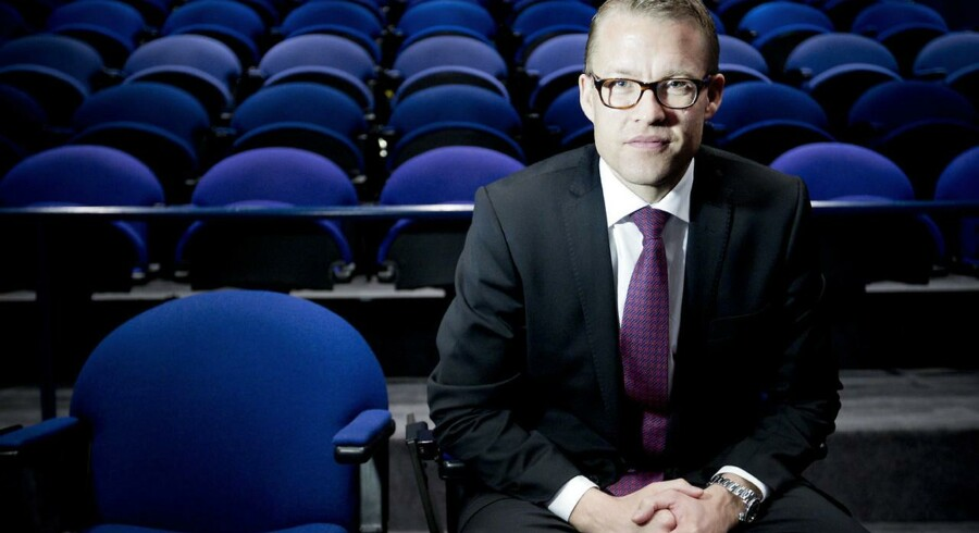 Novos afgående USA-boss Jakob Riis