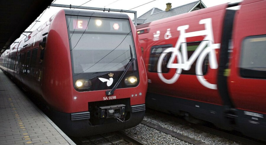 Førerløse tog er til fordel for passagererne. Ifølge forsker er det godt med S-tog i udbud med det formål.