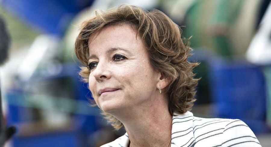 Fiskeriminister, Karen Ellemann.