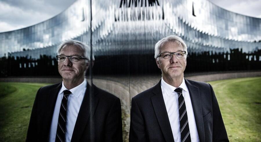 Haldor Topsøes topchef, Bjerne S. Clausen, må afskedige 160 medarbejdere i teknologikoncernen som følge af økonomisk afmatning i Kina og generel uro på en række af selskabets markeder.