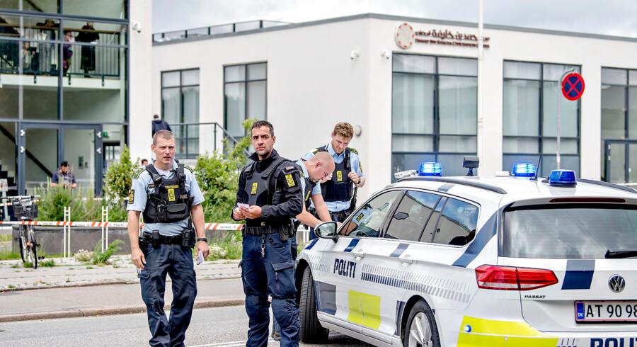 Skyderi på Nørrebro