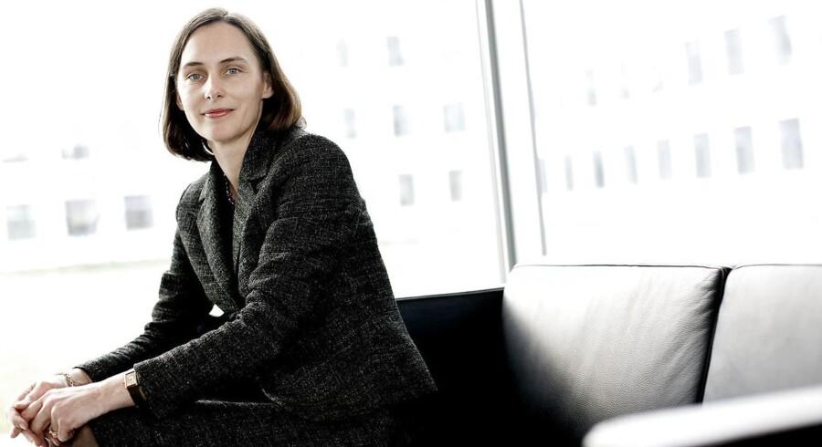Marianne Sørensen er udnævnt som ny CFO i Rambøll Gruppen - hun kommer fra en tilsvarende stilling hos Mærsk.