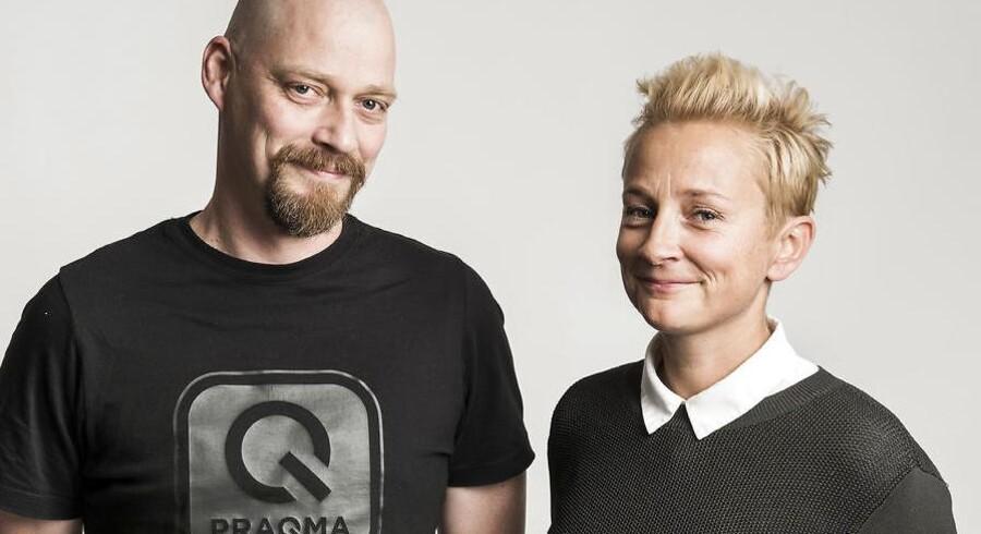 Lars Kruse, der er medstifter af Praqma, er ugens gæst hos vært Ane Cortzen i podcasten »Succes Kriteriet«.