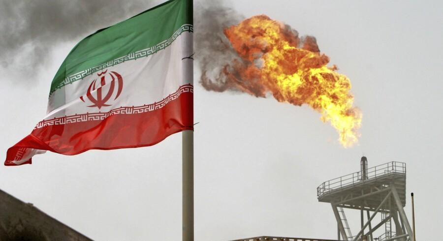 Maersk Oil er en af de store danske virksomheder, der længe har forsøgt at få foden ind i Iran. Arkivfoto: Raheb Homavandi/Reuters
