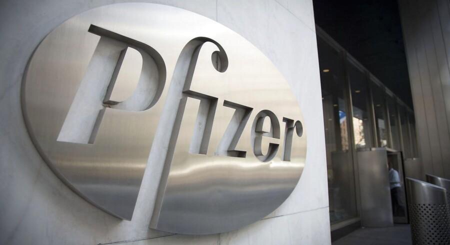 Den amerikanske medicinalkæmpe Pfizer vil fortsætte som hidtil som et samlet selskab.
